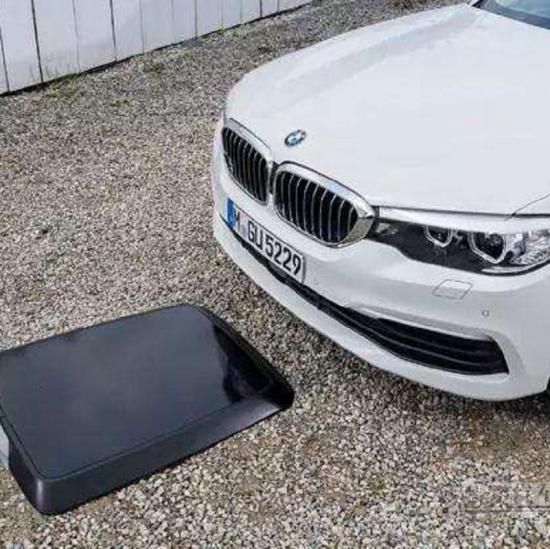 Wireless Charging For Ev